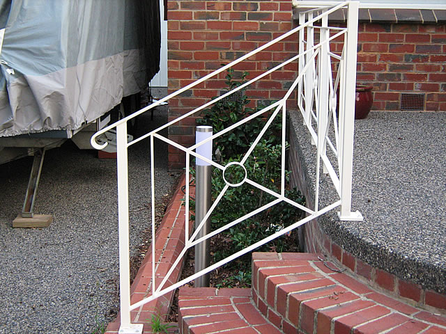 Security Balustrade BD6