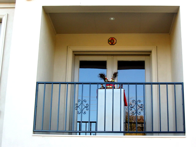 Security Balustrade BD02