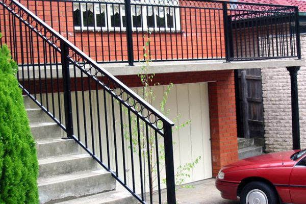 Security Balustrades