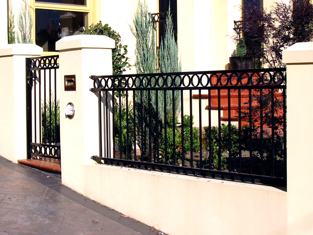 Security Fence FD12