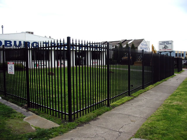 Security Fence FD17