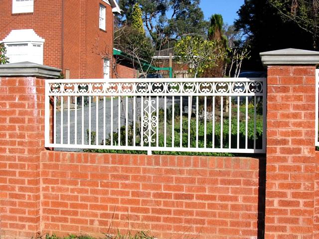 Security Fence FD20