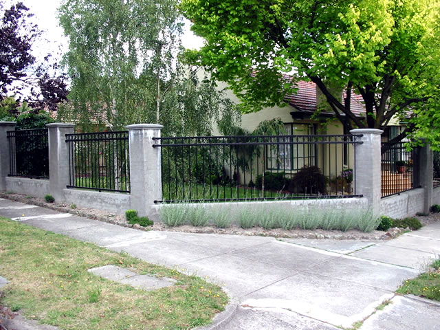 Security Fence FD25