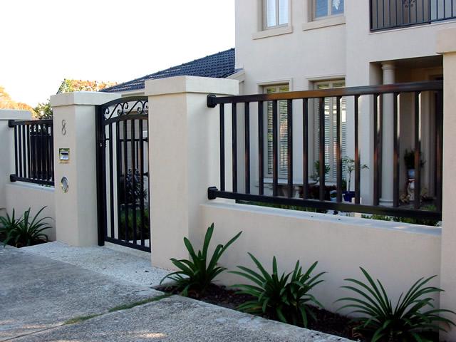 Security Fence FD27