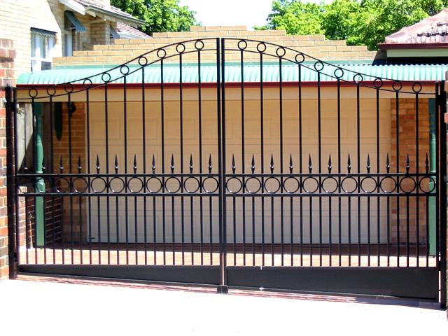 Security Gate GD10