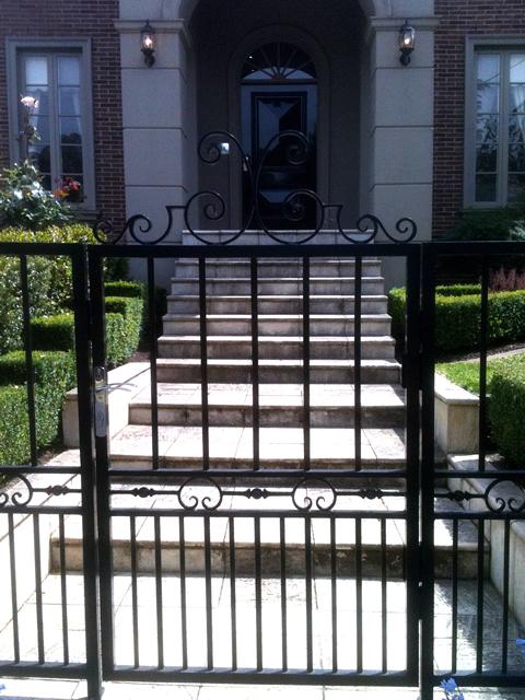 Security Gate GD112