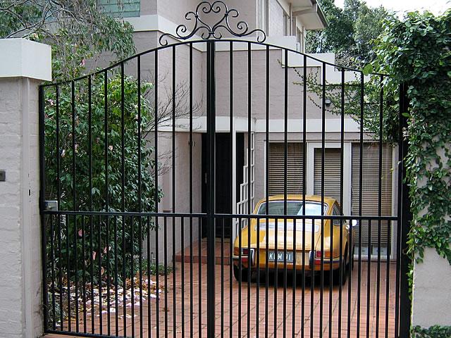 Security Gate GD113