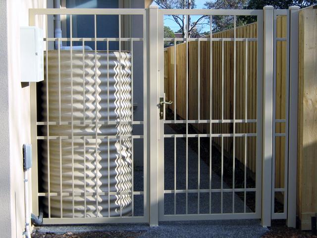 Security Gate GD114