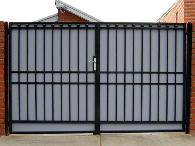 Security Gate GD121