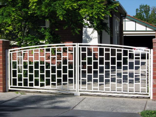 Security Gate GD122