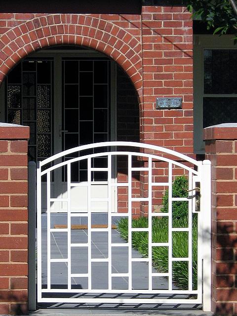 Security Gate GD123