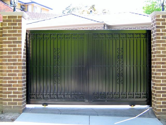 Security Gate GD124