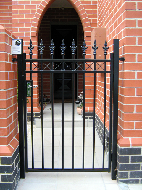 Security Gate GD136