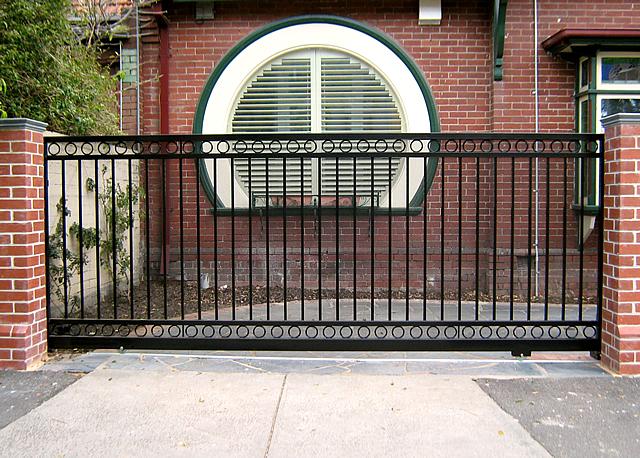 Security Gate GD138