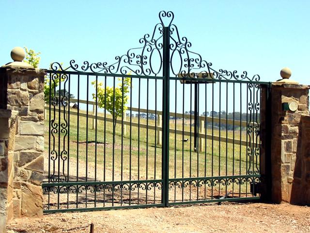 Security Gate GD14