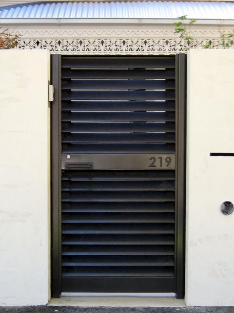 Security Gate GD150