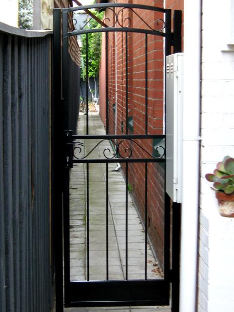 Security Gate GD156