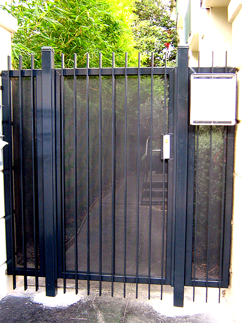 Security Gate GD157