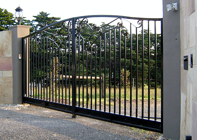 Security Gate GD158