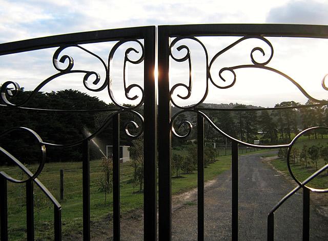 Security Gate GD159