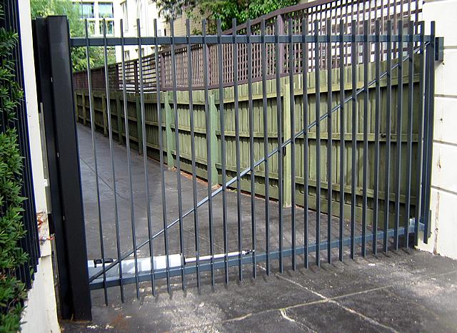 Security Gate GD160