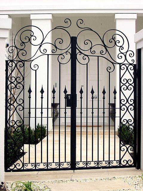 Security Gate GD164