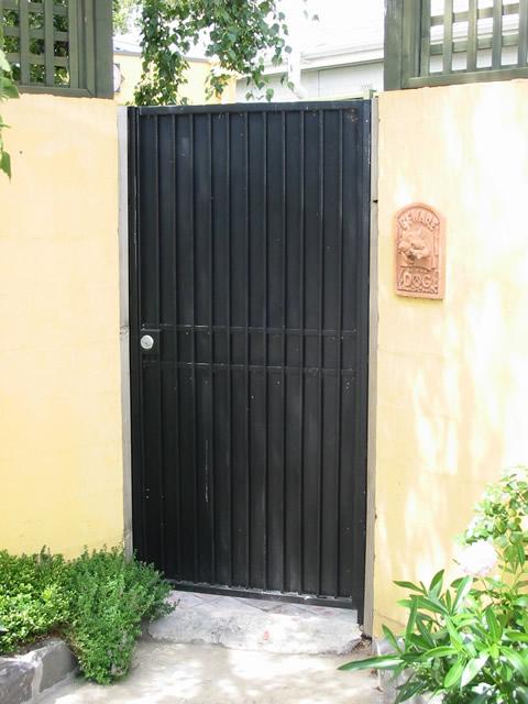 Security Gate GD25