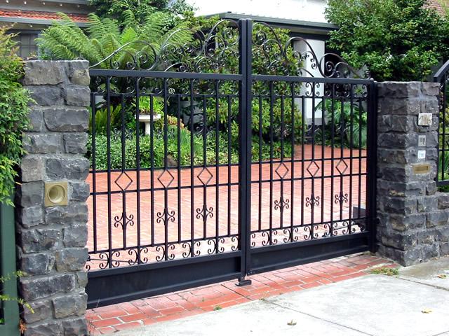Security Gate GD26