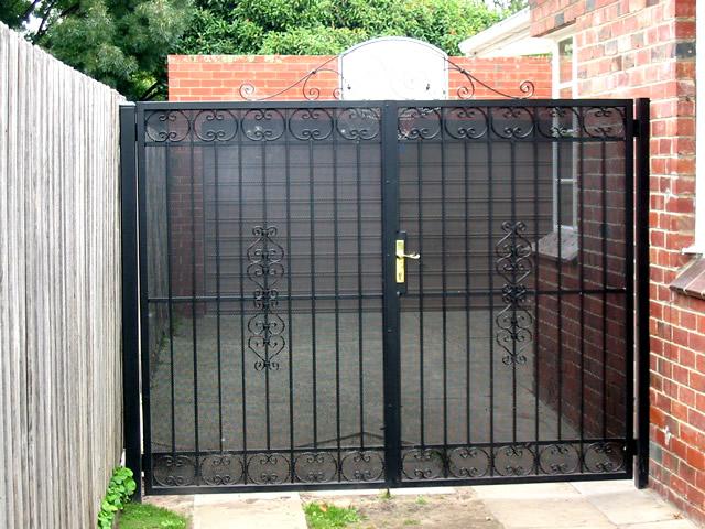 Security Gate GD27