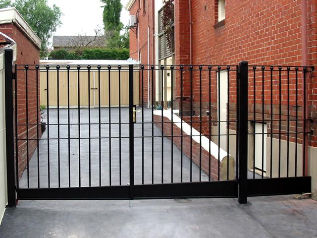 Security Gate GD34