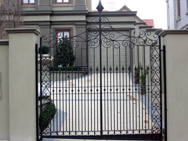Security Gate GD35