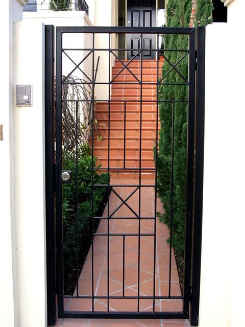 Security Gate GD38