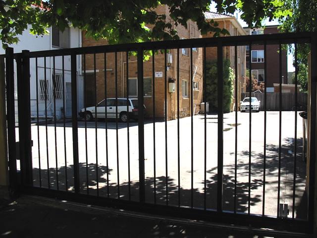 Security Gate GD42