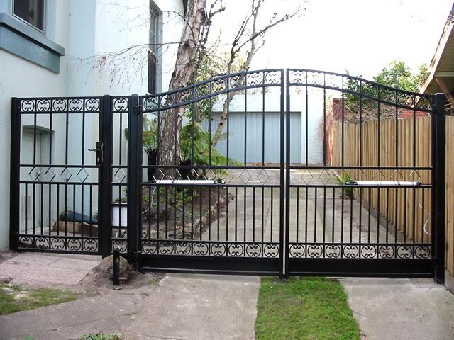 Security Gate GD45