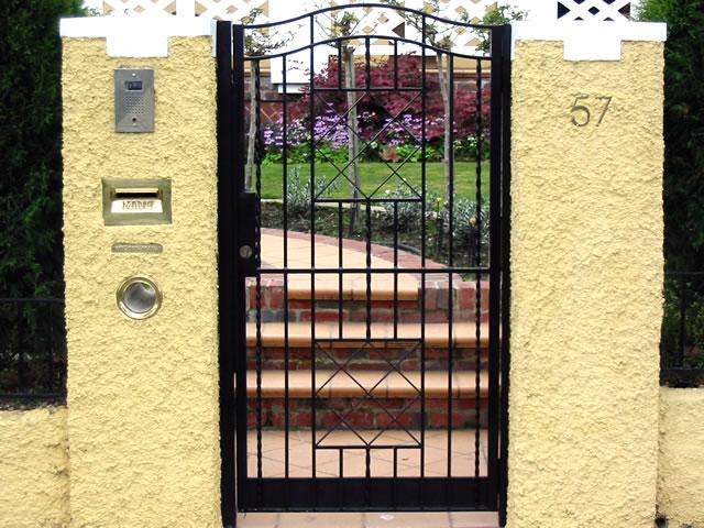 Security Gate GD47