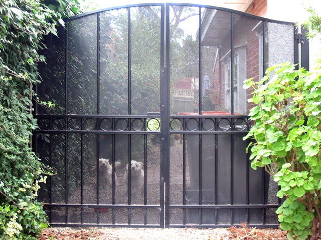 Security Gate GD48