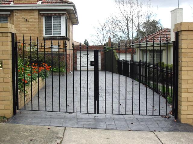 Security Gate GD49