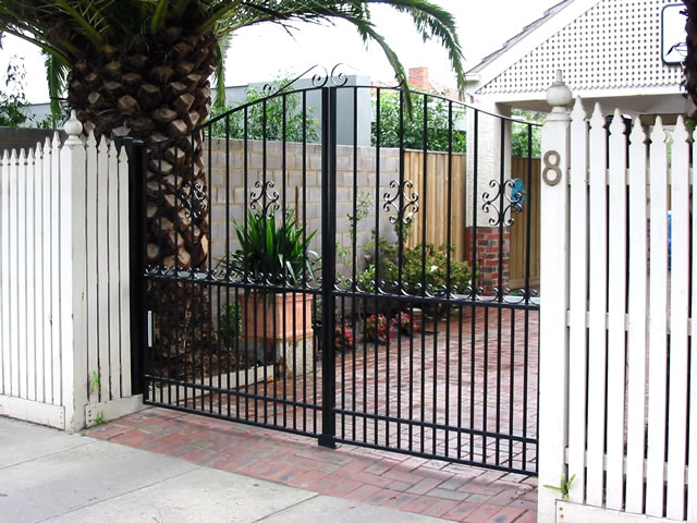Security Gate GD63