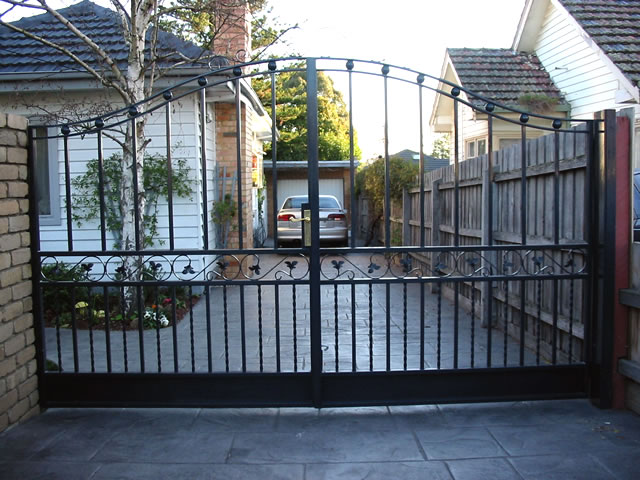 Security Gate GD65