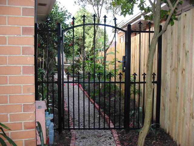 Security Gate GD68