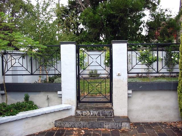 Security Gate GD69