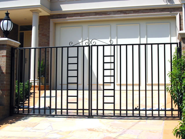 Security Gate GD70