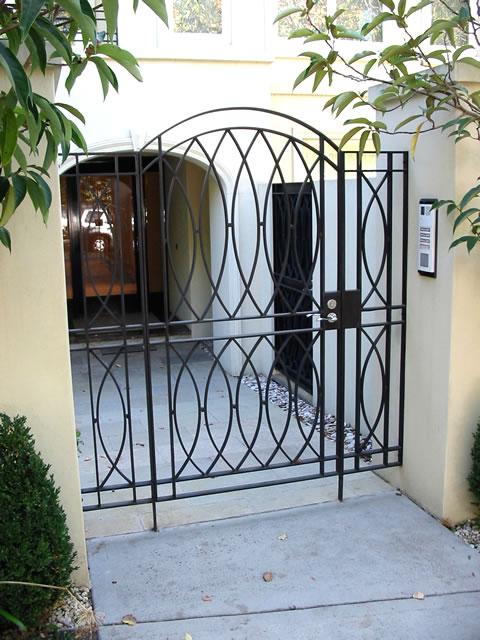 Security Gate GD85