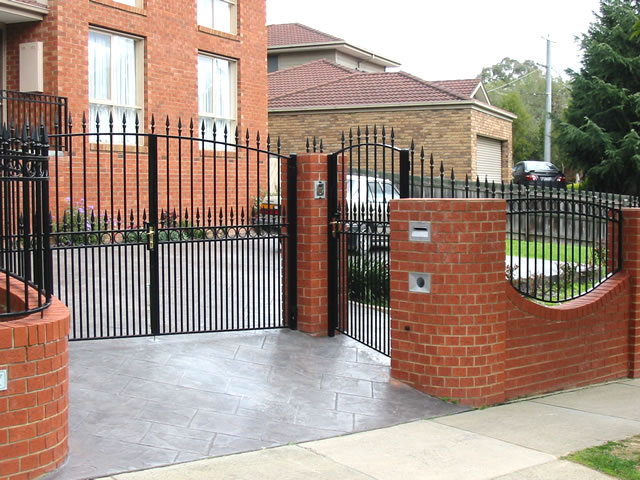 Security Gate GD88