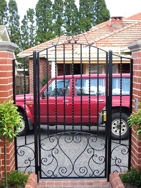 Security Gate GD93