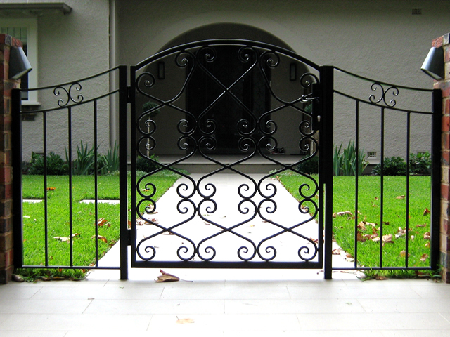 Security Gate GD97