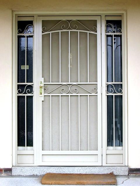 Security Porch Enclosure PE04