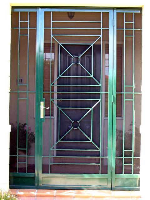 Security Porch Enclosure PE13