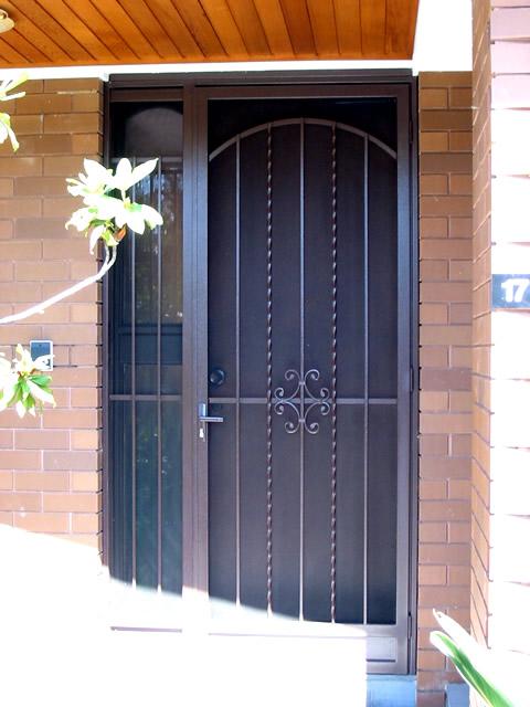 Security Porch Enclosure PE15