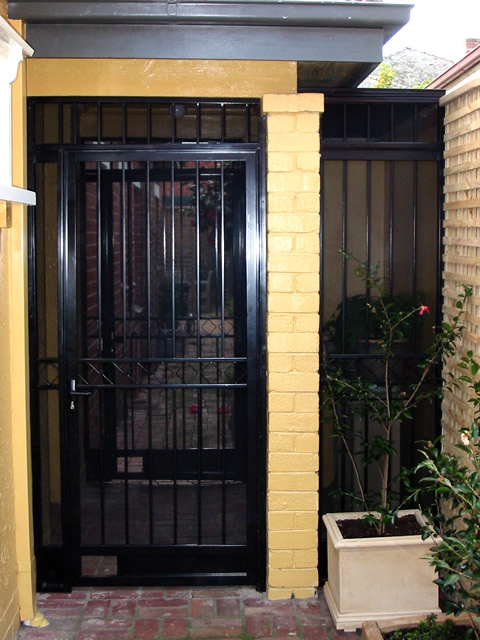 Security Porch Enclosure PE18